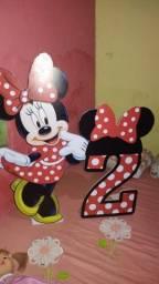 Alugo displays para aniversário