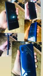 Motorola one vision 128 g bem conservado