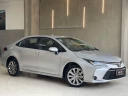 Corolla XEi 2021 ESTADO DE ZERO - INFINITY CAR