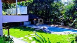 Casa espetacular, com 3 dormitórios 1 suíte, closet, piscina à venda, 367 m² por R$ 1.750.