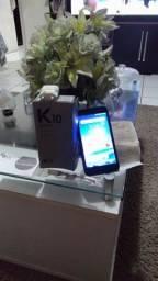 LG k 10 power 32 gigas e 2 de ram