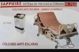 Colchão inflável anti escaras