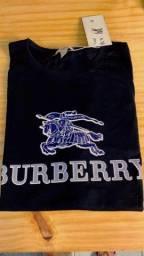 Camisa Burberry - Tamanho G