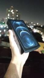 iPhone 12 pro max 128gb Lacrado*Garantia APPLE
