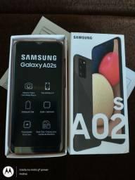 Samsung A02s Novo sem uso com nota fiscal
