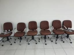 Cadeiras giratórias diretoria