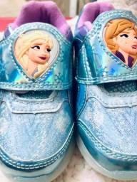 Tênis da Frozen para menina