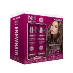 Kit Capilar New Hair 4 peças - Entrega Grátis