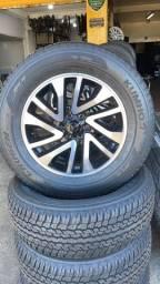 Roda Nissan Frontier LE aro 18