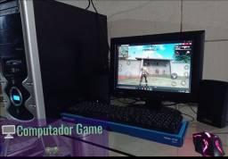 Computador Game Completo top com wifi