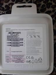 Carregador  Samsung wireless charger