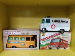 Mercedão Camping e Ambulância