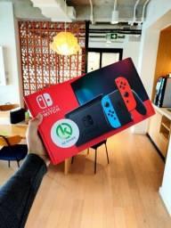 Nintendo Switch V2 32GB ( LACRADO COMPRA AGORA CLIENTE ABC SP)