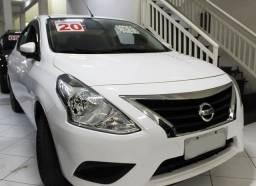 Título do anúncio: Nissan Versa 1.0 completo