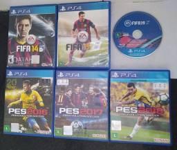 Futebol PS4