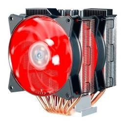 Air Cooler Para Processador  Intel / Amd Master Air Ma621p - Loja Natan Abreu