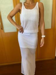 Vestido tricotzinho