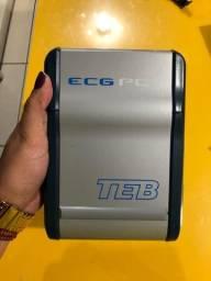 ELETROCARDIÓGRAFO - ECGPC - TEB