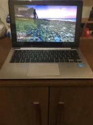 Notebook Asus X202E i3 3 geração
