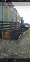 Carroceria de ferro 8mt