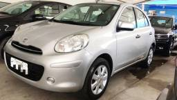Nissan March 1.6 SV 2012/2013 completo manual