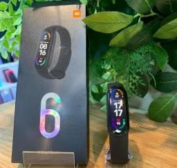 Relógio Xiaomi Mi Band 6 Original - Versão Global <br><br>