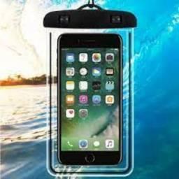 Kit 3 capas para tirar fotos em baixo D'água