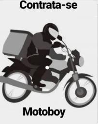 Estamos contratando motoboy na região ABC leia o anúncio !