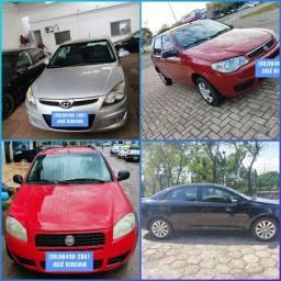 Vendo Fiat Palio, H20, Gol, Saveiro, Kia Picanto, I30, Fiat Strada CD, Kia Cerato.