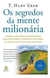Livro Segredo da mente Milionário
