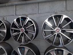 Rodas aro 15 Fiat Cronos novas só