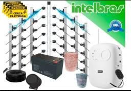 Manutenção e instalação de cerca elétrica, portão eletrônico, vídeo porteiro, interfone