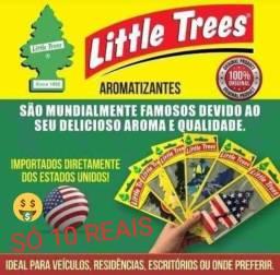 LITTLE TREES AROMATIZANTE CHEIRINHO ORIGINAL  CARRO RESIDÊNCIA GUARDA-ROUPA