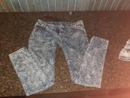 Calça Jeans unissex
