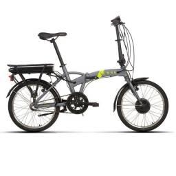 Título do anúncio: Bicicleta  alumínio Sense Easy Elétrica Shimano Nexus aro 20