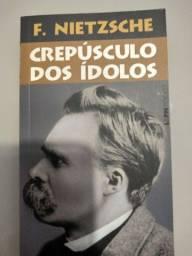 Crepúsculo dos ídolos - Nietzsche