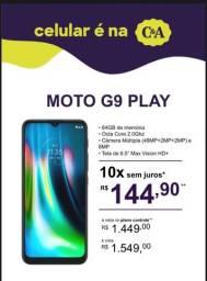 VENDO CELULAR G9 play 64GB