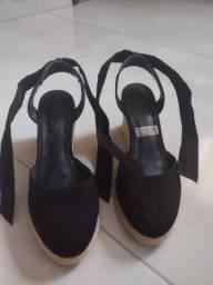 Lindo calçado.