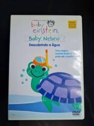 DVDs Colação Baby Einstein