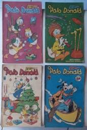 Gibi pato Donald anos 70