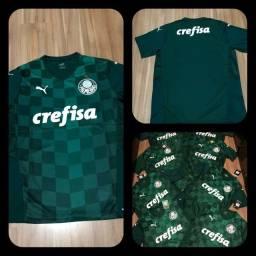 Camisa Palmeiras lançamento 21/22