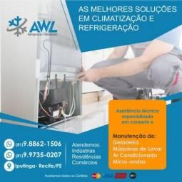 AWL assistência técnica em Recife