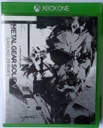 Metal Gear Solid V: Ground Zeroes (Xbox One) (Mídia Física)