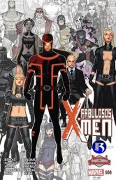 X-Men Marvel - Coleção digital hqs - 1963 a 2021 (atualização)