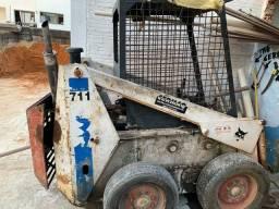 Bobcat 711 1989 agrale barbada!!