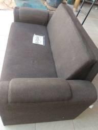 Vendo sofá cama bem conservado zap *
