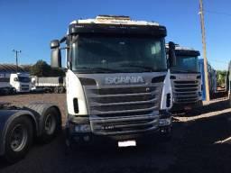 Scania R 440 Automático 2012/2013 - 6X4 - 2013