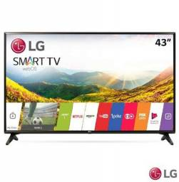 Smart TV Fhd LG 43 - Na caixa