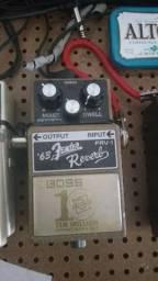 Pedal de Guitarra Boss Frv-1 Fender '63 Reverb