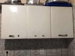 Vendo armário aviador mais armário de cozinha